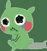pogela-san sticker #298309