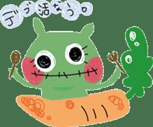 pogela-san sticker #298314