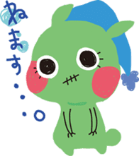 pogela-san sticker #298321