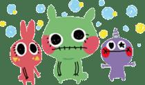 pogela-san sticker #298323