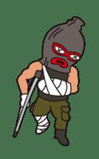 Mr.Robber sticker #298622