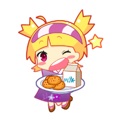 Super Sushi Swipe Characters Set 1