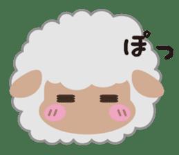 Shalom Sheep sticker #299000