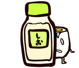 Mikitamago sticker #299483