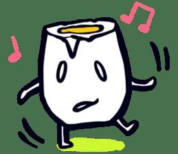 Mikitamago sticker #299488