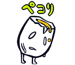 Mikitamago sticker #299494