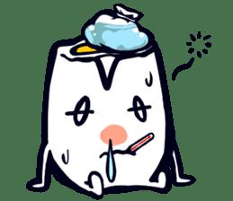 Mikitamago sticker #299504