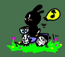 goma rabbit sticker #299639