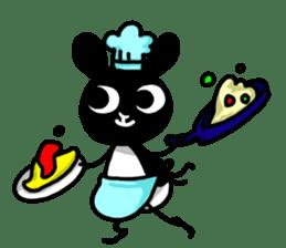 goma rabbit sticker #299655