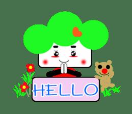 Teavel Lettuce and Potato sticker #299730