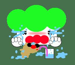 Teavel Lettuce and Potato sticker #299741