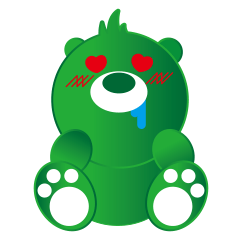 Greeen Bear