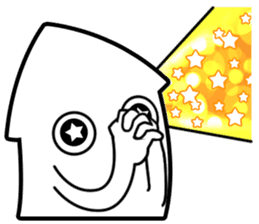 Suruming : the gaming squid sticker #299791