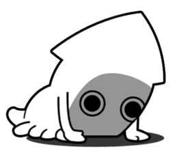 Suruming : the gaming squid sticker #299800