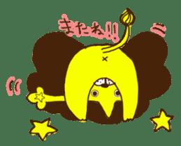 Star lion sticker #300278
