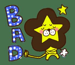 Star lion sticker #300283