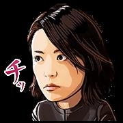 สติ๊กเกอร์ไลน์ Ashita no Yakusoku
