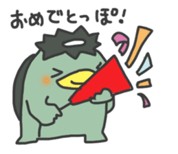 Daily Lives of Kappappo sticker #302566