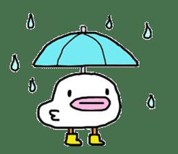 Yurui Niwatori sticker #302710