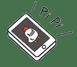 Yurui Niwatori sticker #302721