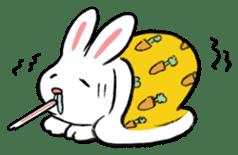 A little fatty-rabbit sticker #302851