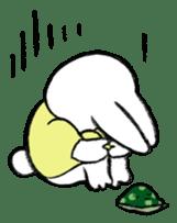 A little fatty-rabbit sticker #302852