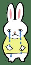 A little fatty-rabbit sticker #302853