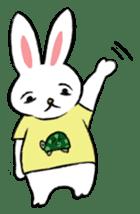 A little fatty-rabbit sticker #302862