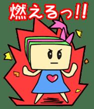 Manabimono Part1 sticker #302908