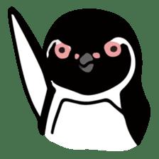 penguins conference sticker #303489