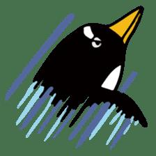 penguins conference sticker #303500