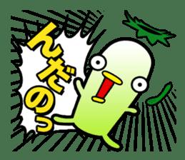 Nda-Nda MIX!<Tohoku dialect> Loco Para sticker #304147