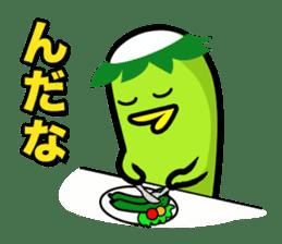 Nda-Nda MIX!<Tohoku dialect> Loco Para sticker #304165
