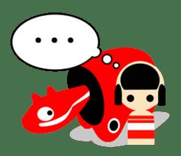 Nda-Nda MIX!<Tohoku dialect> Loco Para sticker #304168