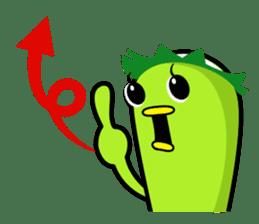 Nda-Nda MIX!<Tohoku dialect> Loco Para sticker #304169