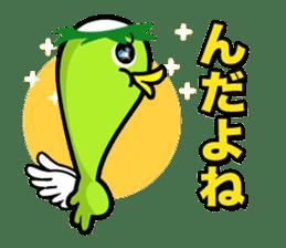 Nda-Nda MIX!<Tohoku dialect> Loco Para sticker #304173