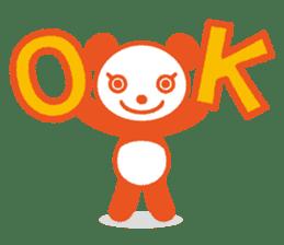 Pandaful. sticker #304306