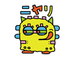 Monsuta sticker #304381
