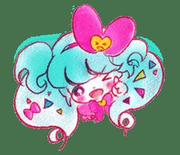 MAGICAL GIRL SHIBUPOPPI sticker #304945