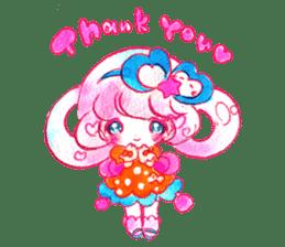 MAGICAL GIRL SHIBUPOPPI sticker #304946