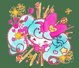 MAGICAL GIRL SHIBUPOPPI sticker #304959