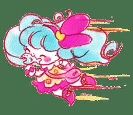 MAGICAL GIRL SHIBUPOPPI sticker #304961