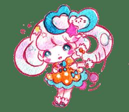 MAGICAL GIRL SHIBUPOPPI sticker #304962