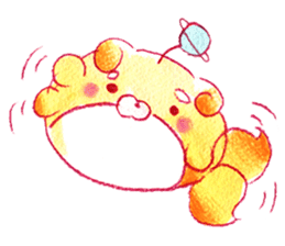 MAGICAL GIRL SHIBUPOPPI sticker #304963