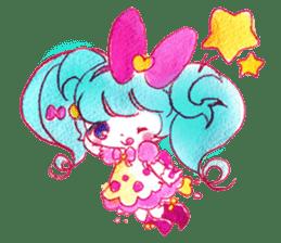 MAGICAL GIRL SHIBUPOPPI sticker #304965