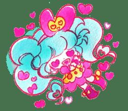 MAGICAL GIRL SHIBUPOPPI sticker #304966