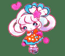 MAGICAL GIRL SHIBUPOPPI sticker #304968