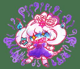 MAGICAL GIRL SHIBUPOPPI sticker #304970