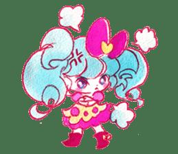 MAGICAL GIRL SHIBUPOPPI sticker #304971