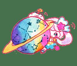 MAGICAL GIRL SHIBUPOPPI sticker #304973